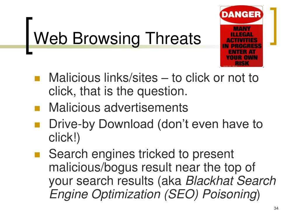 Web Browsing Threats