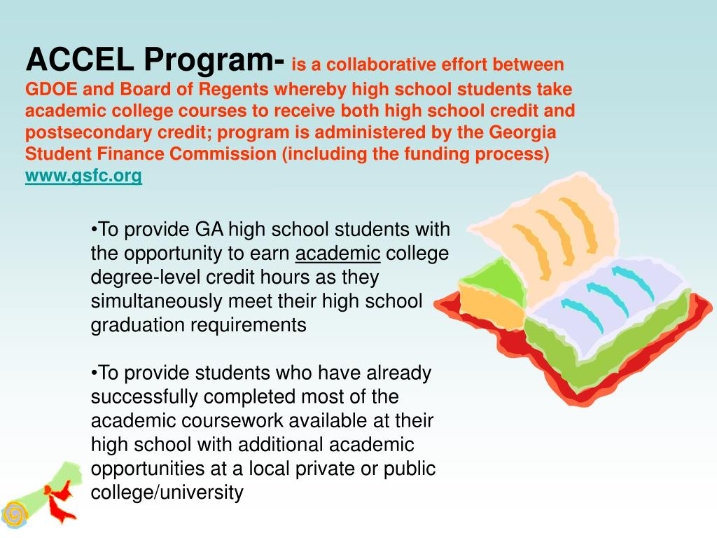 ACCEL Program-