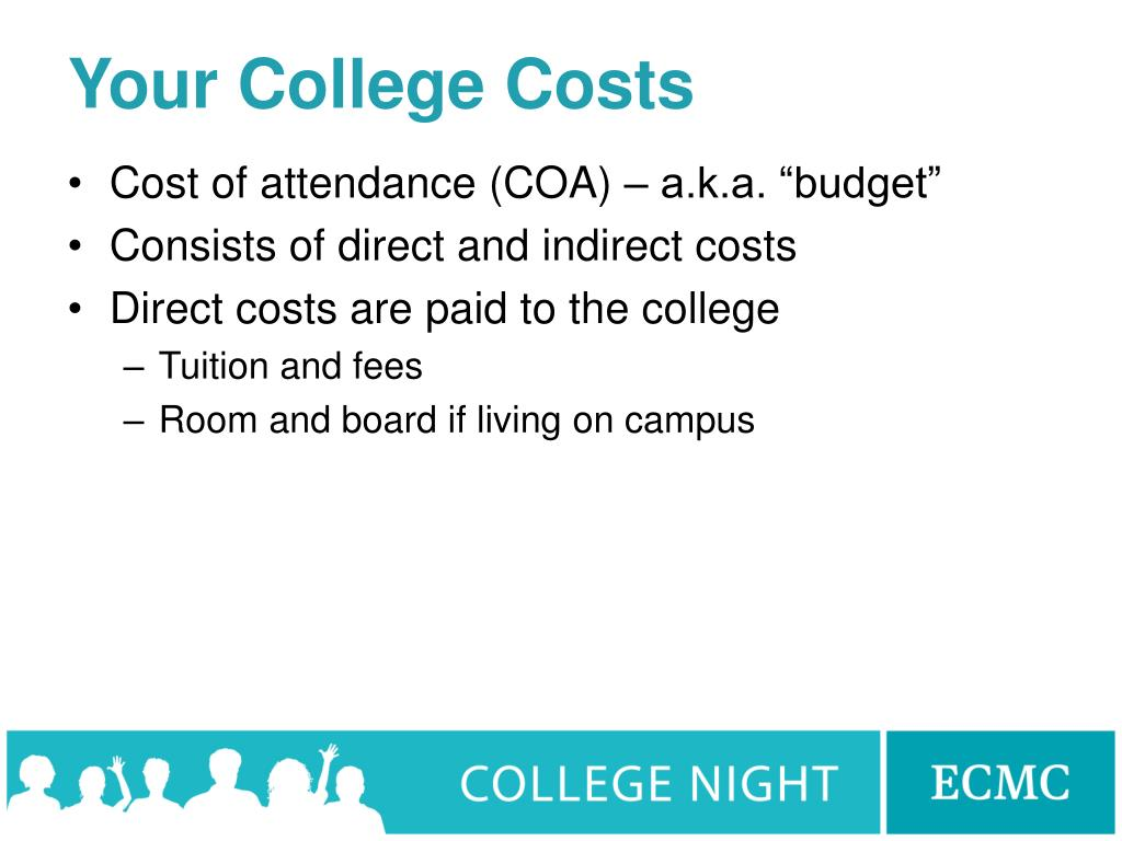 Your College Costs