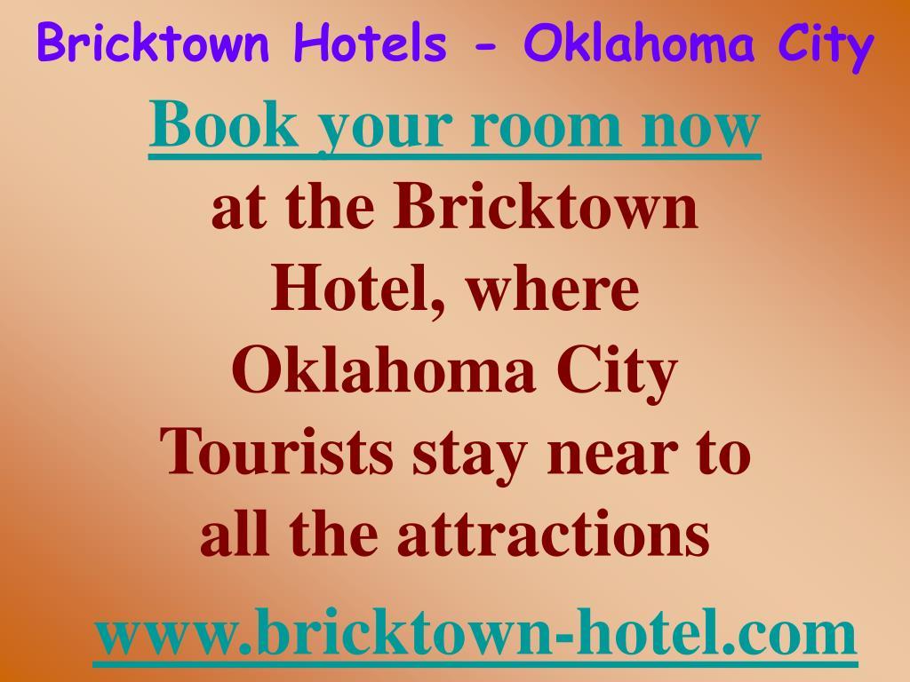 Bricktown Hotels - Oklahoma City