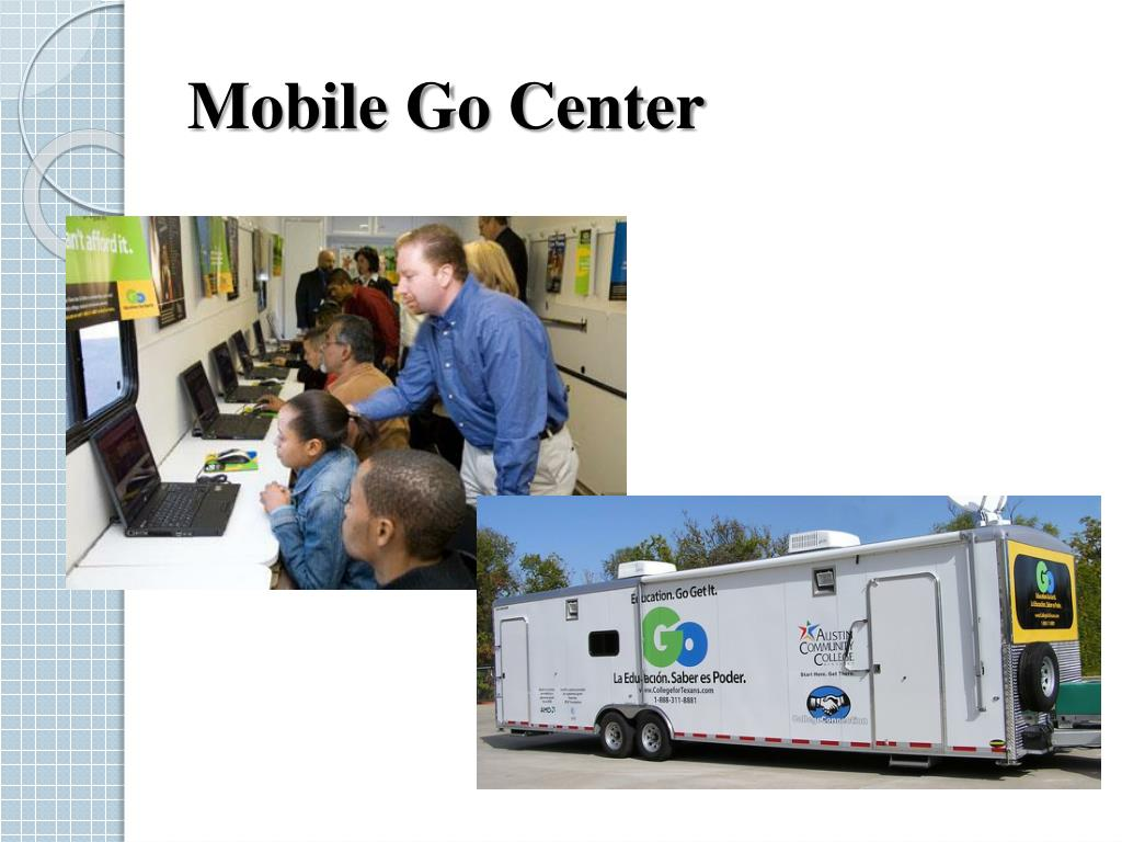 Mobile Go Center