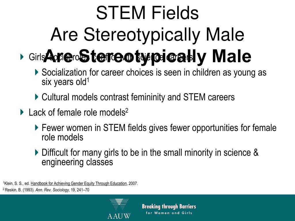 STEM Fields