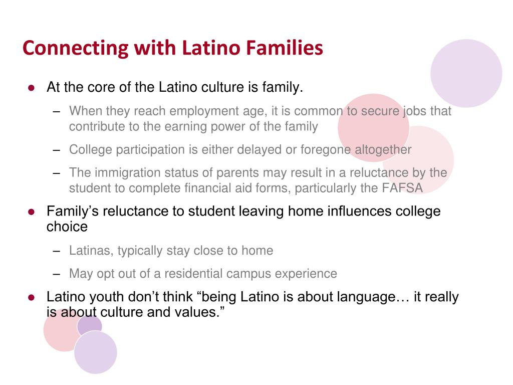 Connecting with Latino Families