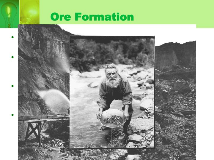 Ore Formation