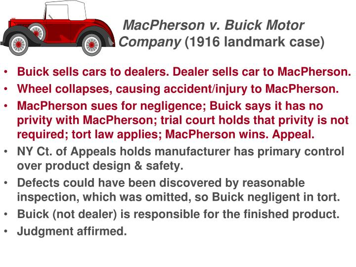 Ppt Business Torts And Product Liability Powerpoint
