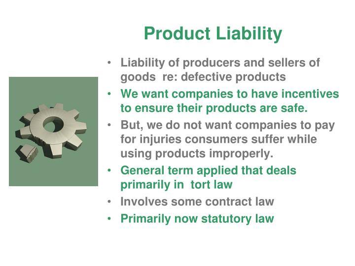 liability business torts ppt powerpoint presentation slideserve