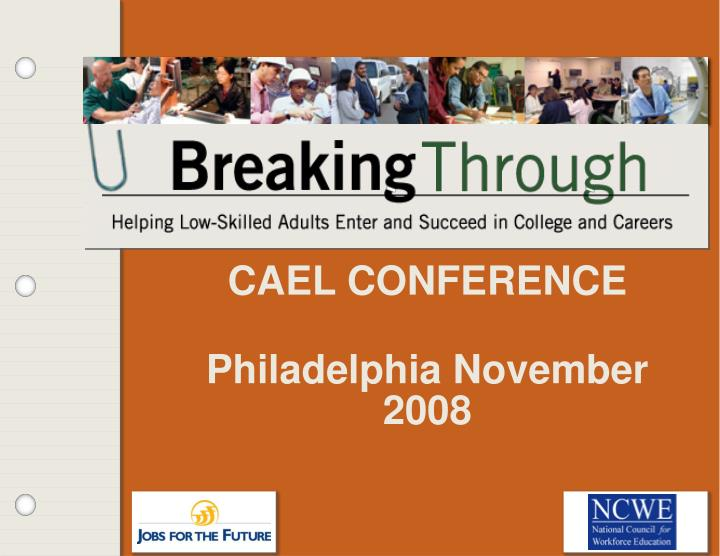 CAEL CONFERENCE