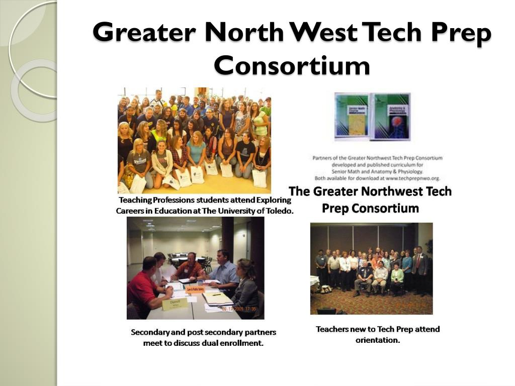 Greater North West Tech Prep