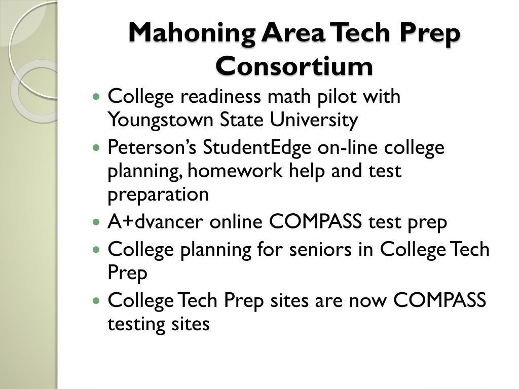 Mahoning Area Tech Prep Consortium