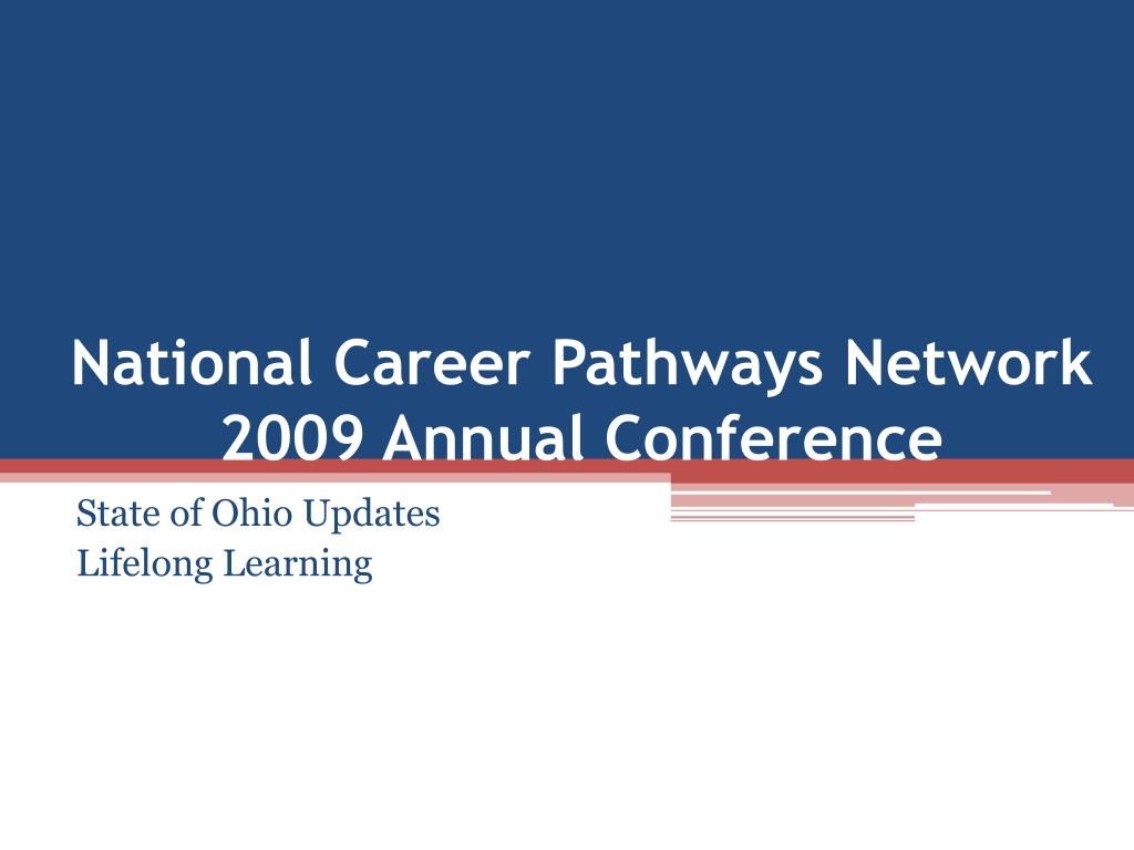 National Career Pathways Network