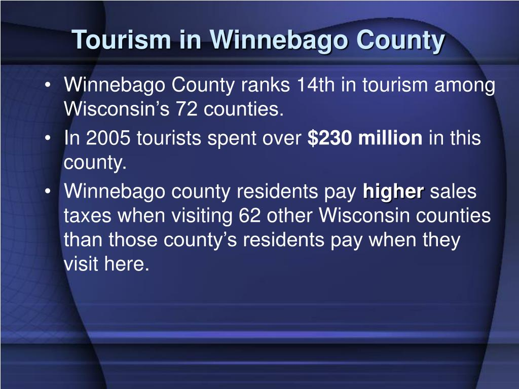 Tourism in Winnebago County