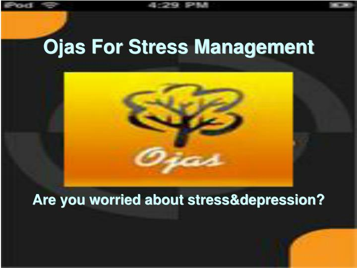 Are you worried about stress depression l.jpg