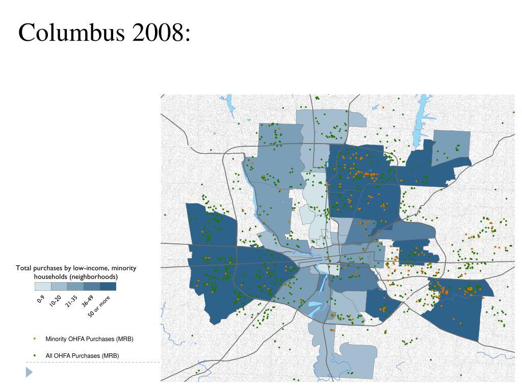Columbus 2008: