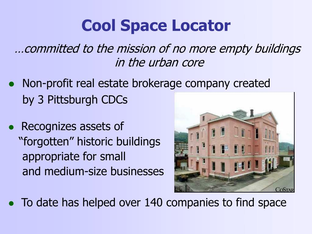 Cool Space Locator