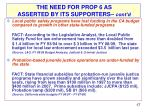 prop 6 who s against prop 6