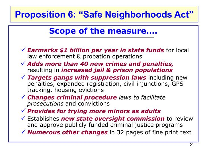 Proposition 6 safe neighborhoods act l.jpg