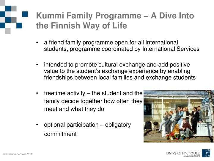 Kummi Family Programme – A Dive Into the Finnish Way of Life