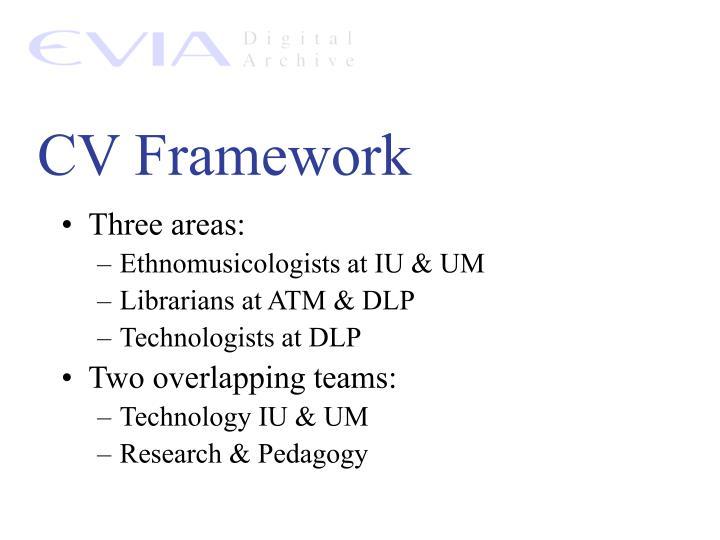 CV Framework