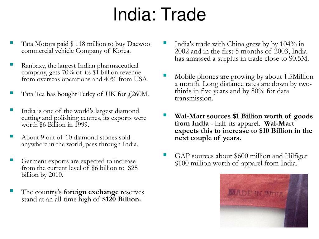 Tata Motors paid $ 118 million to buy Daewoo commercial vehicle Company of Korea.