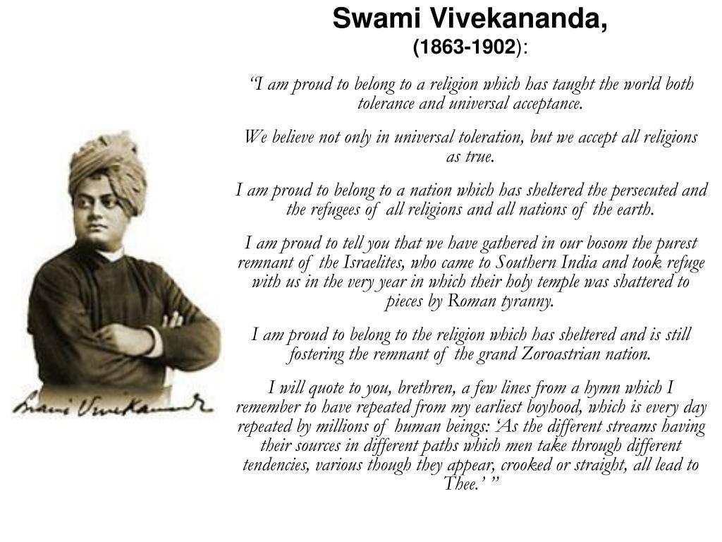 Swami Vivekananda,