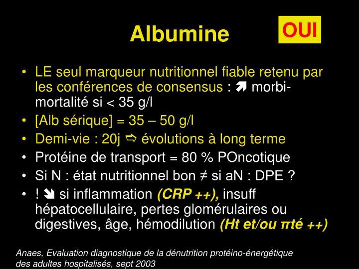 Albumine
