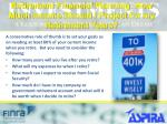 retirement financial planning how much income should i project for my retirement years