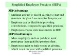 simplified employee pensions seps16