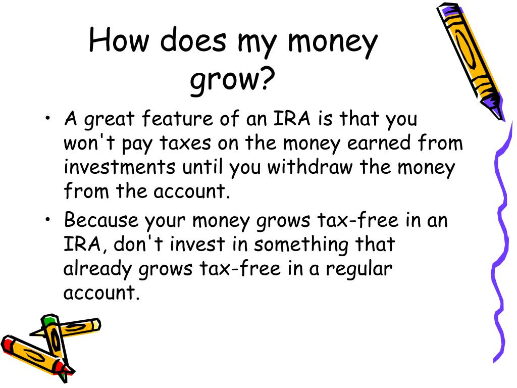 How does my money grow?