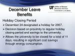 december leave benefits4