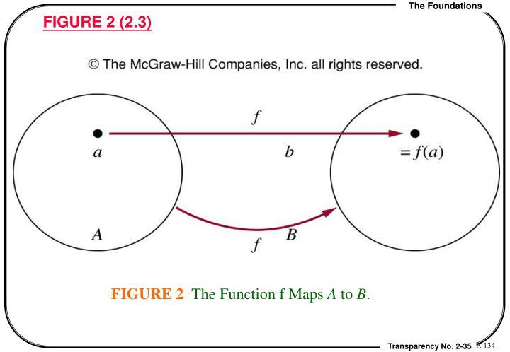 FIGURE 2 (2.3)