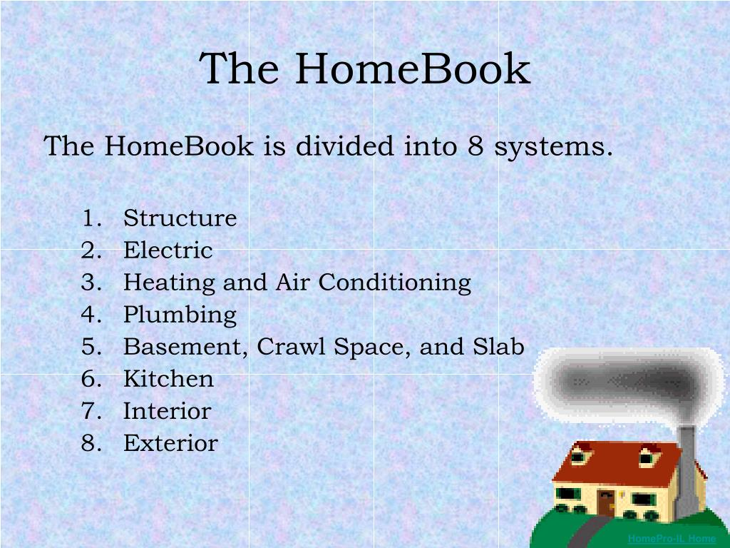 The HomeBook