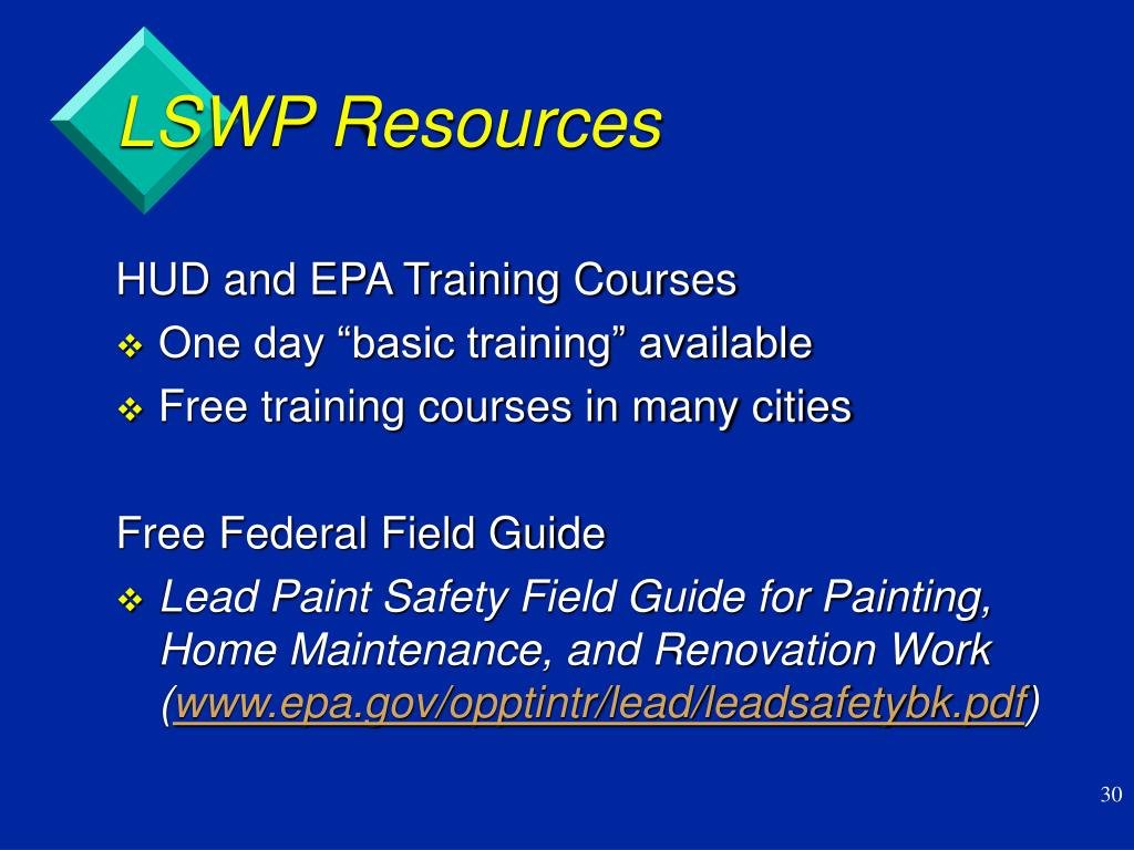 LSWP Resources