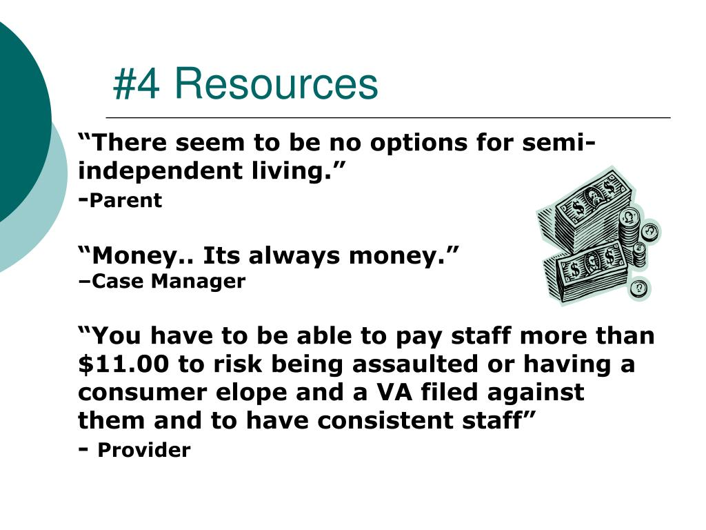 #4 Resources