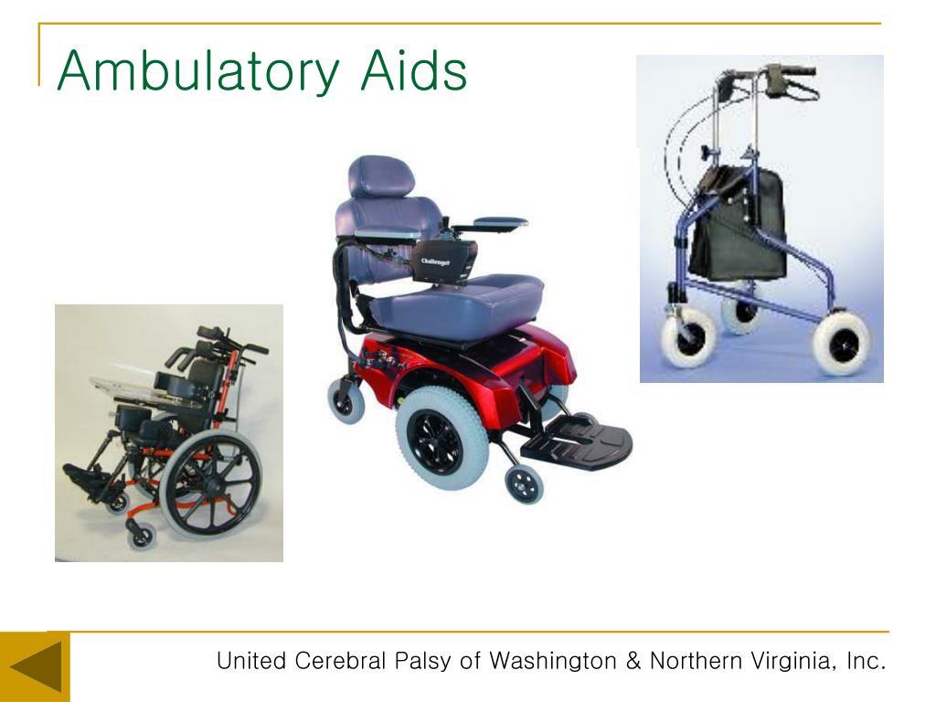 Ambulatory Aids