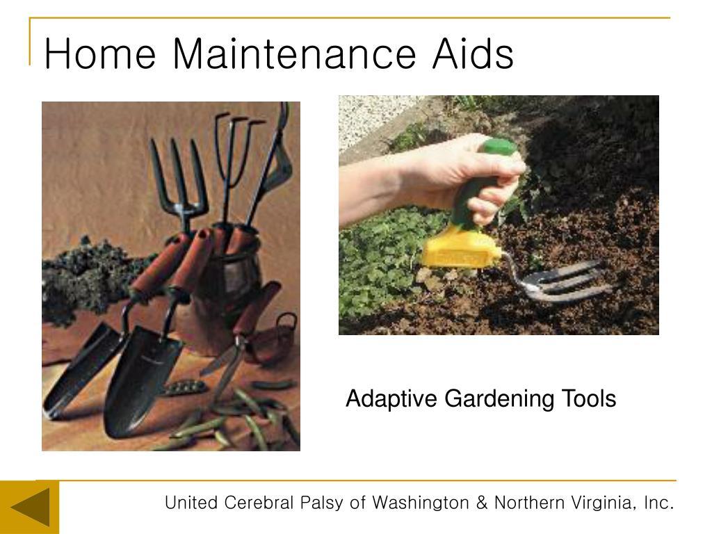 Home Maintenance Aids