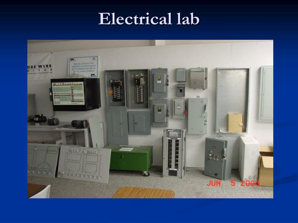 Electrical lab