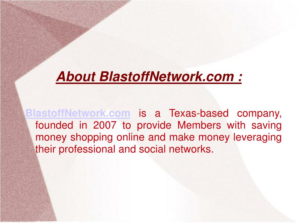 BlastoffNetwork.com