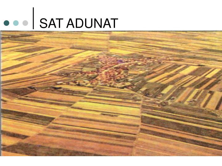 SAT ADUNAT