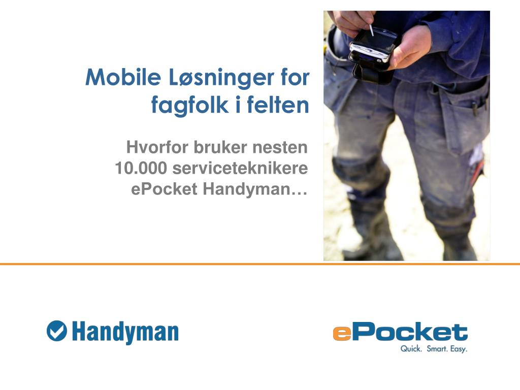 Mobile Løsninger for