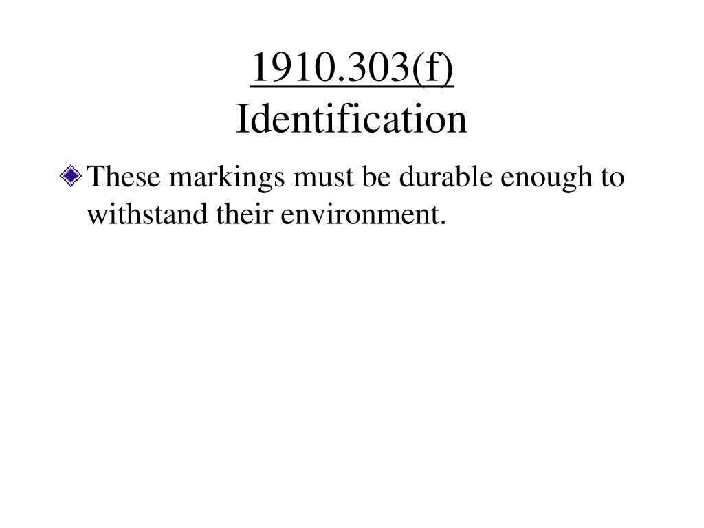 1910.303(f)