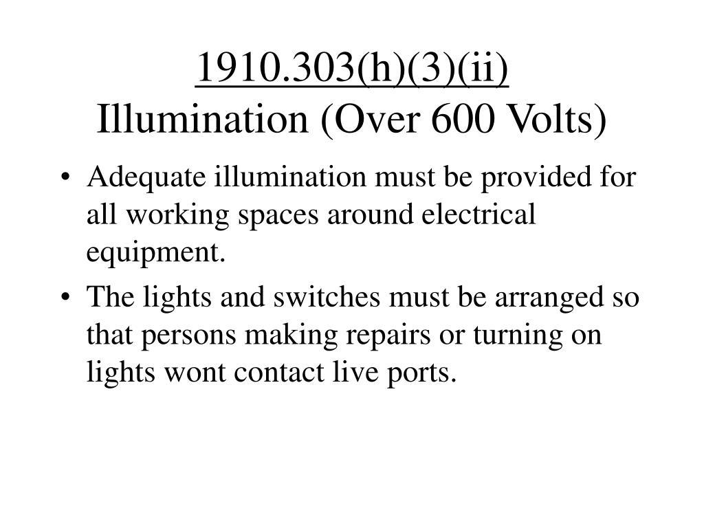 1910.303(h)(3)(ii)