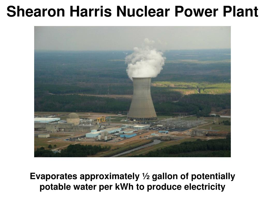 Shearon Harris Nuclear Power Plant