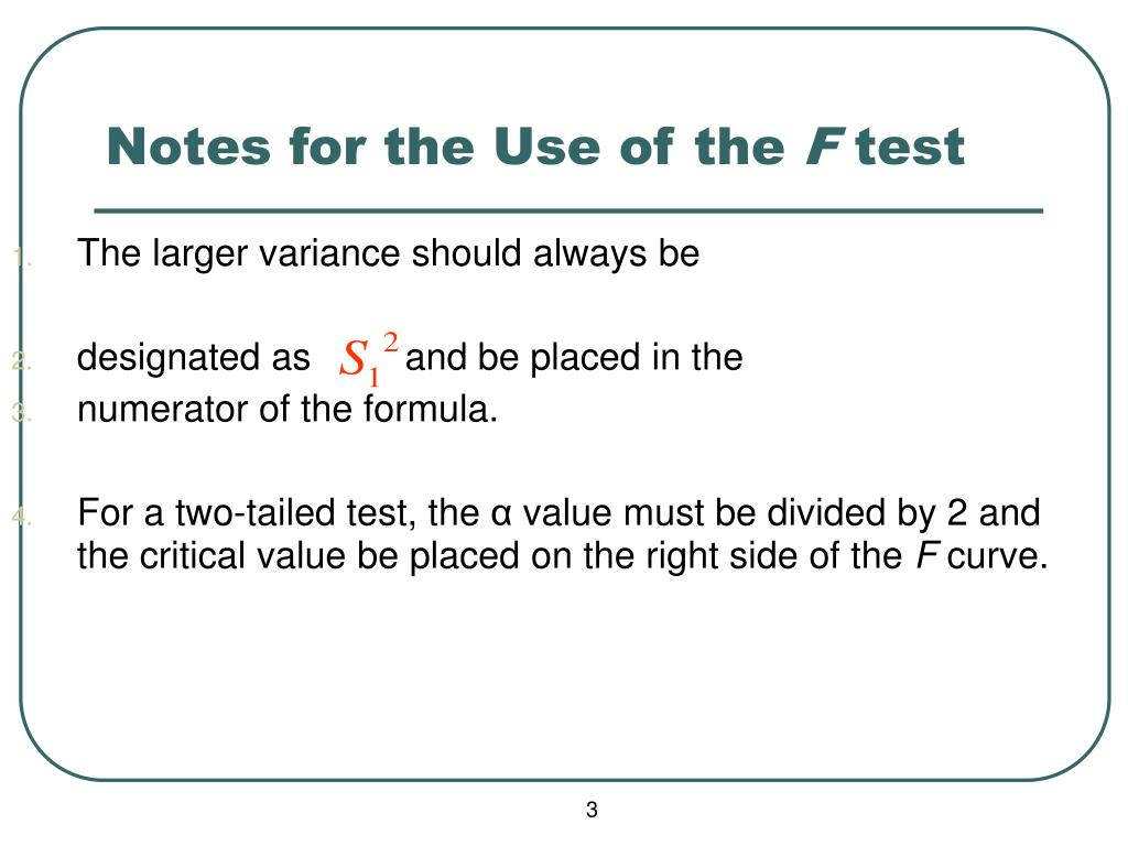 Notes for the Use of the