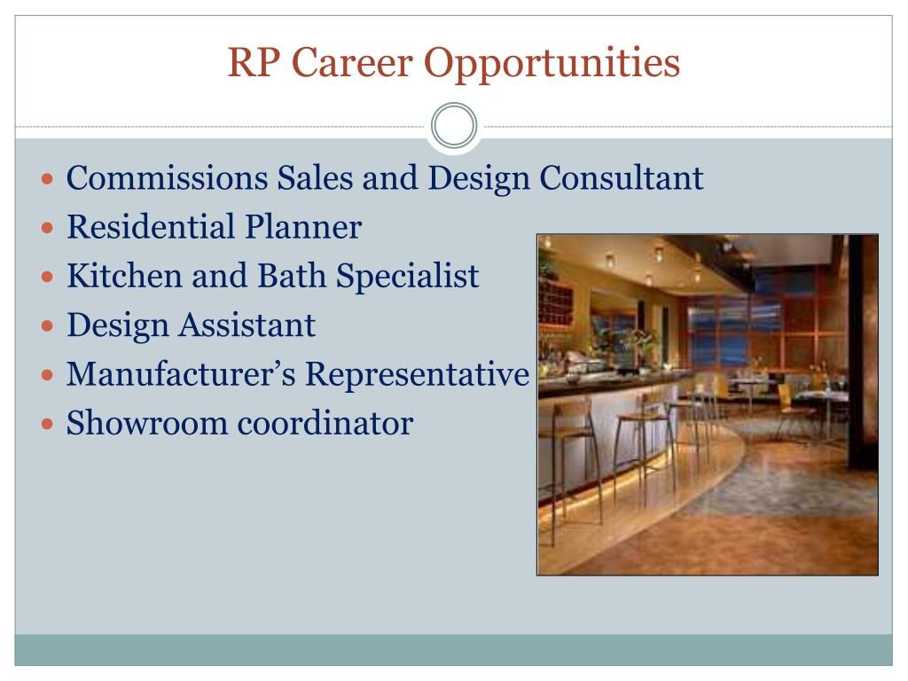 RP Career Opportunities