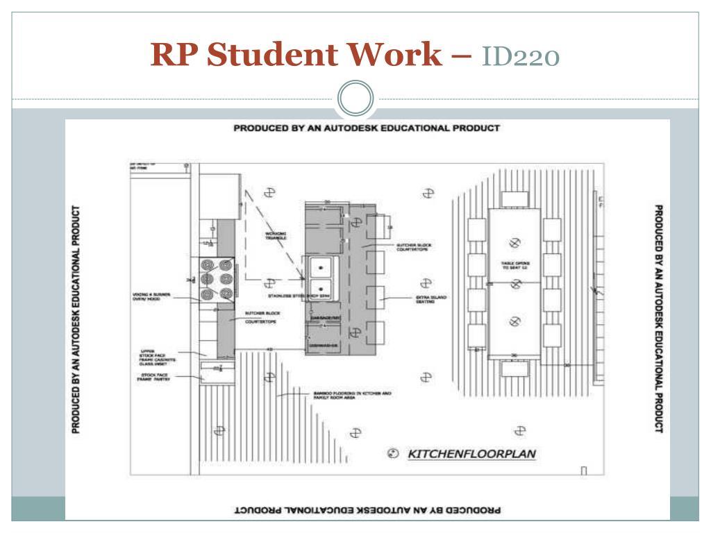 RP Student Work –