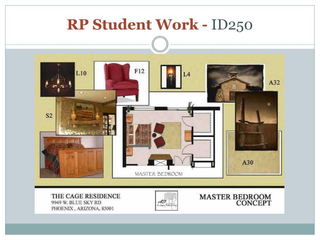 RP Student Work -
