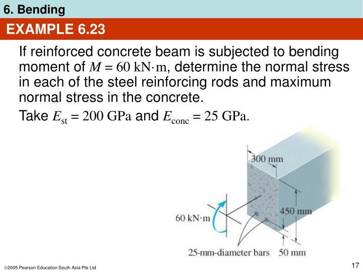 EXAMPLE 6.23