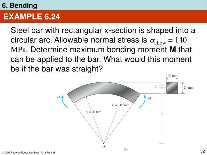 EXAMPLE 6.24