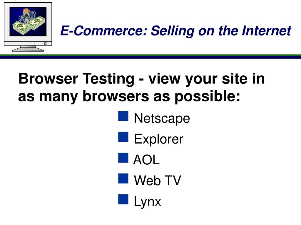 Browser Testing - view your site in