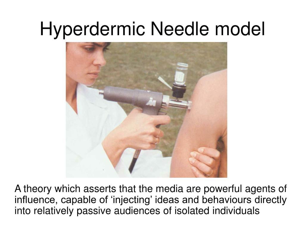 Hyperdermic Needle model